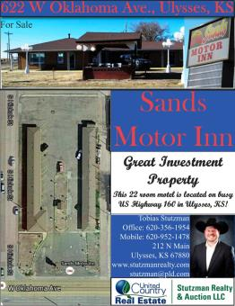 Motel For Sale In Southwest Kansas
