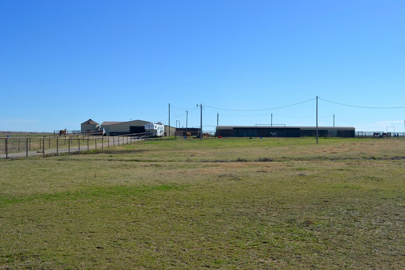 HORSE PROPERTY LAND FOR SALE JEFFERSON COUNTY OKLAHOMA
