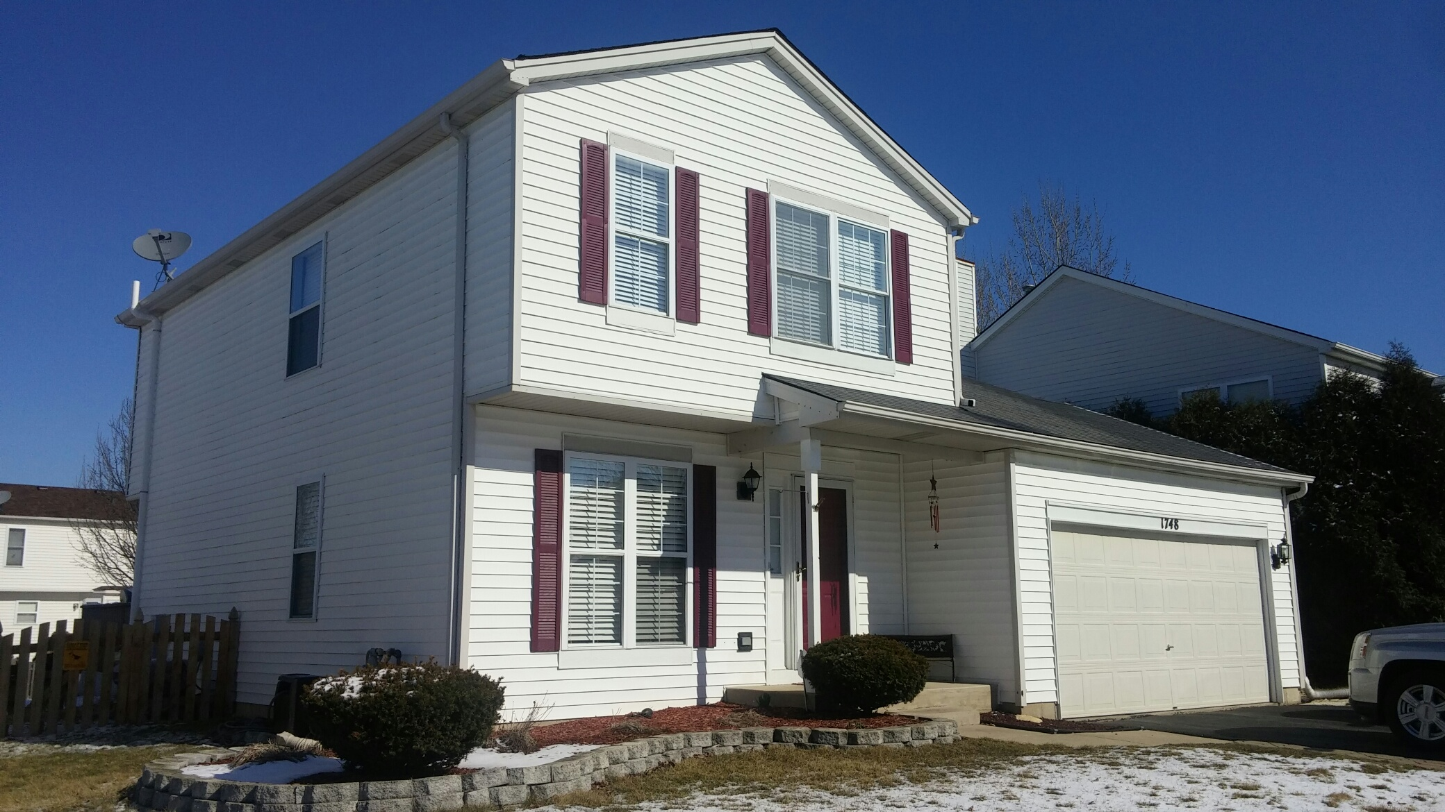Romeoville IL 4 bedroom home w/ Plainfield 202 schools