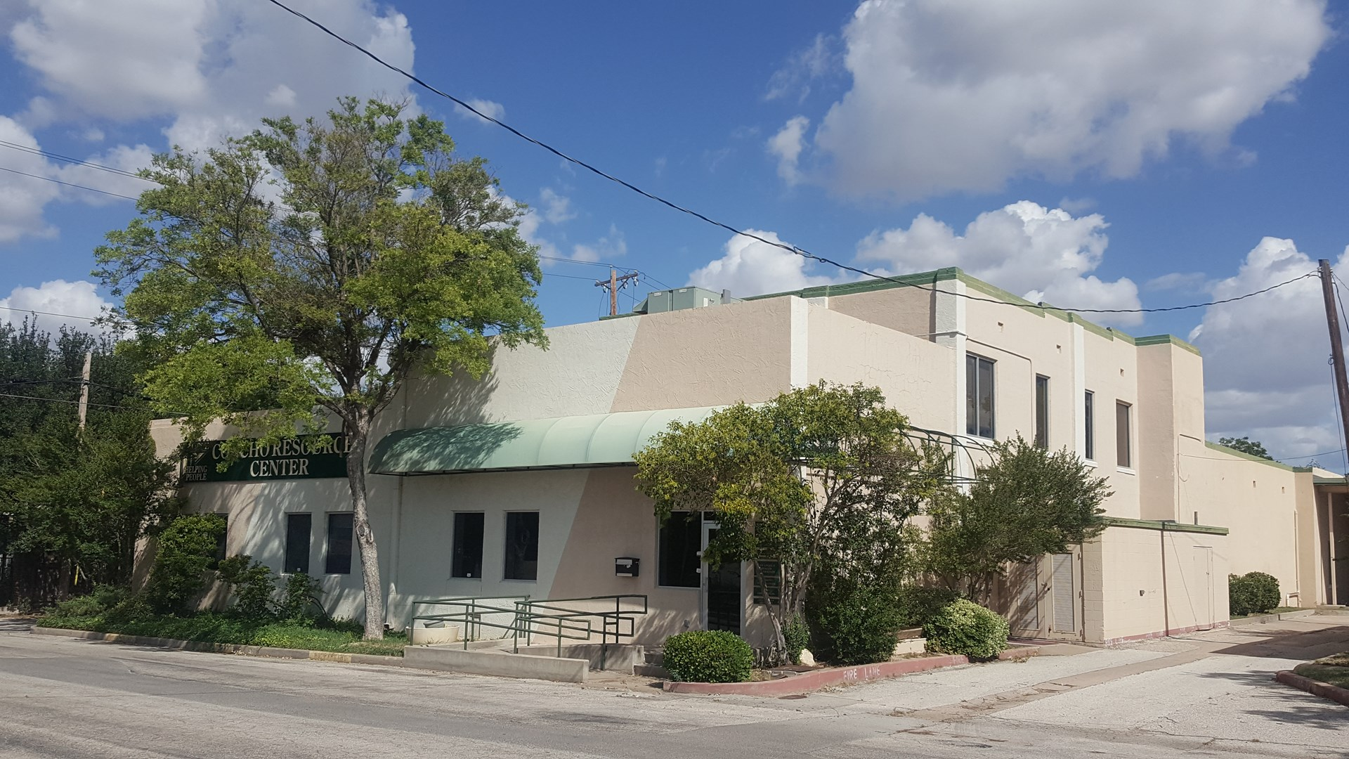 Commercial Building in San Angelo