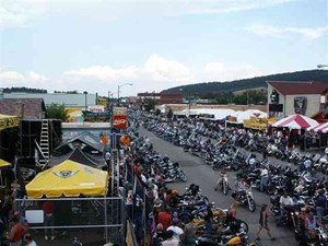 MAIN STREET RALLY PROPERTY FOR SALE IN STURGIS SD