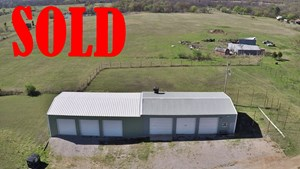 PAINT/ BODY SHOP WITH ACREAGE FOR SALE IN GARVIN COUNTY