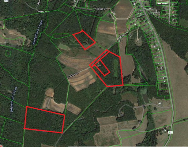 30+ Acres of land*minutes from shopping/town*Investment