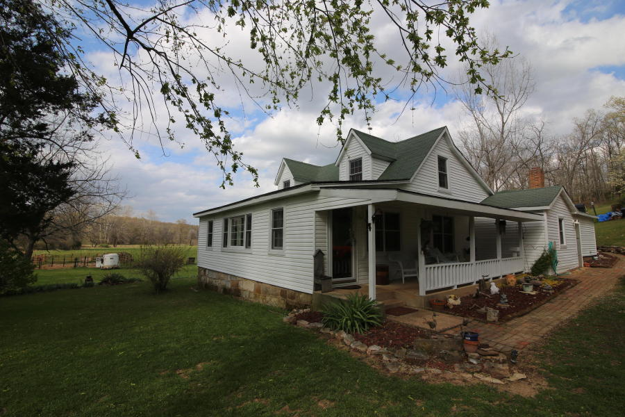 Antique Cottage Farmette on 3 Acres for sale.