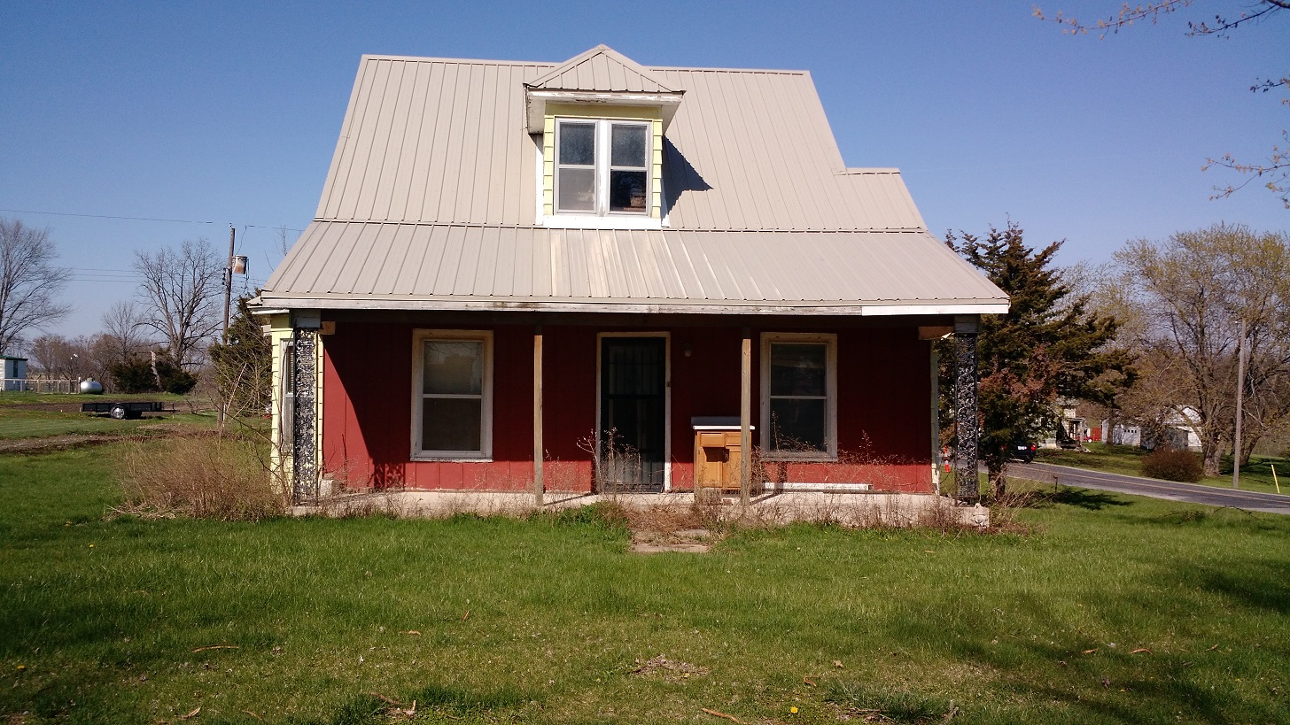 HOME FOR SALE NE MO, FIXER UPPER, SCOTLAND COUNTY MISSOURI