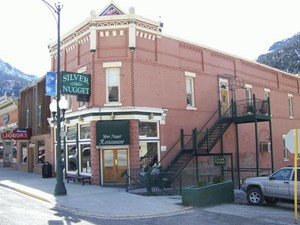 HISTORIC OURAY CO COMMERCIAL BUILDING MAIN STREET FOR SALE