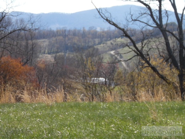 Land in Laurel Mountain, NC. Level, Rolling & Wooded