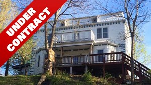 HISTORIC HOME FOR SALE IN HERMANN, MISSOURI