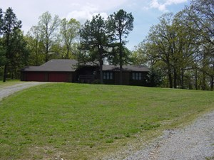 ARKANSAS 4 HOMES AND 700 ACRES FOR SALE, TIMBERLAND, RANCH