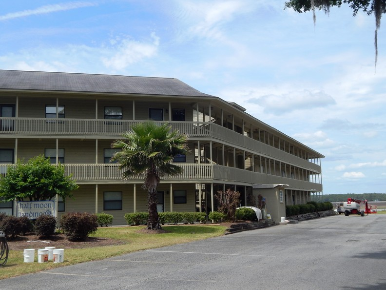 Condo for Sale at Half Moon Marina in Midway, GA