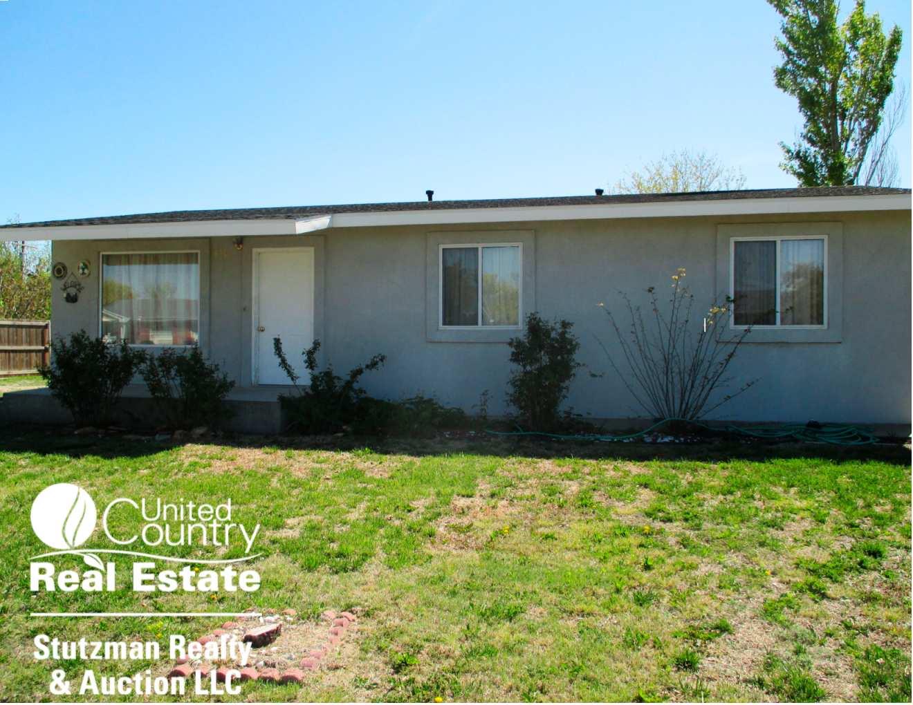 AFFORDABLE HOME FOR SALE IN ULYSSES, KS
