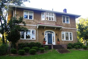 HISTORICAL EXECUTIVE HOME MCCOMB MS PIKE COUNTY