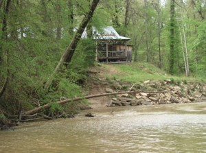 WATERFRONT CABIN FOR SALE WILKINSON COUNTY