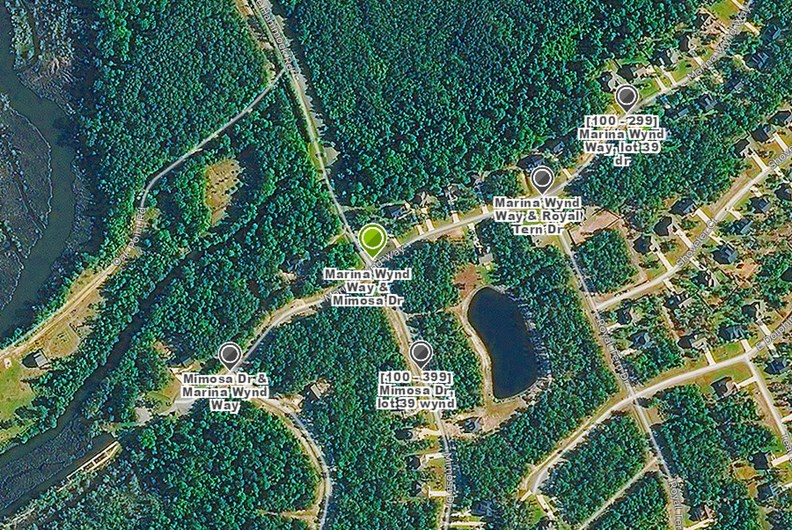 Lot for Sale in Sneads Ferry, NC