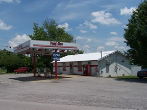 COUNTRY STORE & GAS STATION FOR SALE IN LIBERTY KENTUCKY