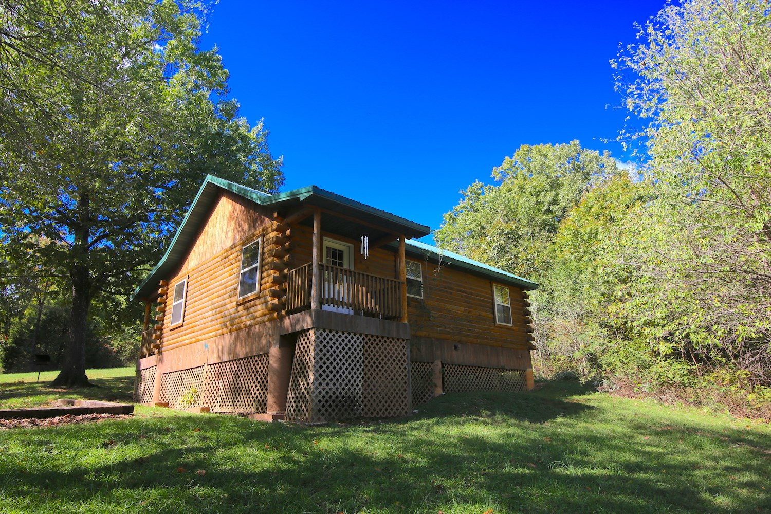 Commercial Log Cabin Rentals For Sale in Oregon County