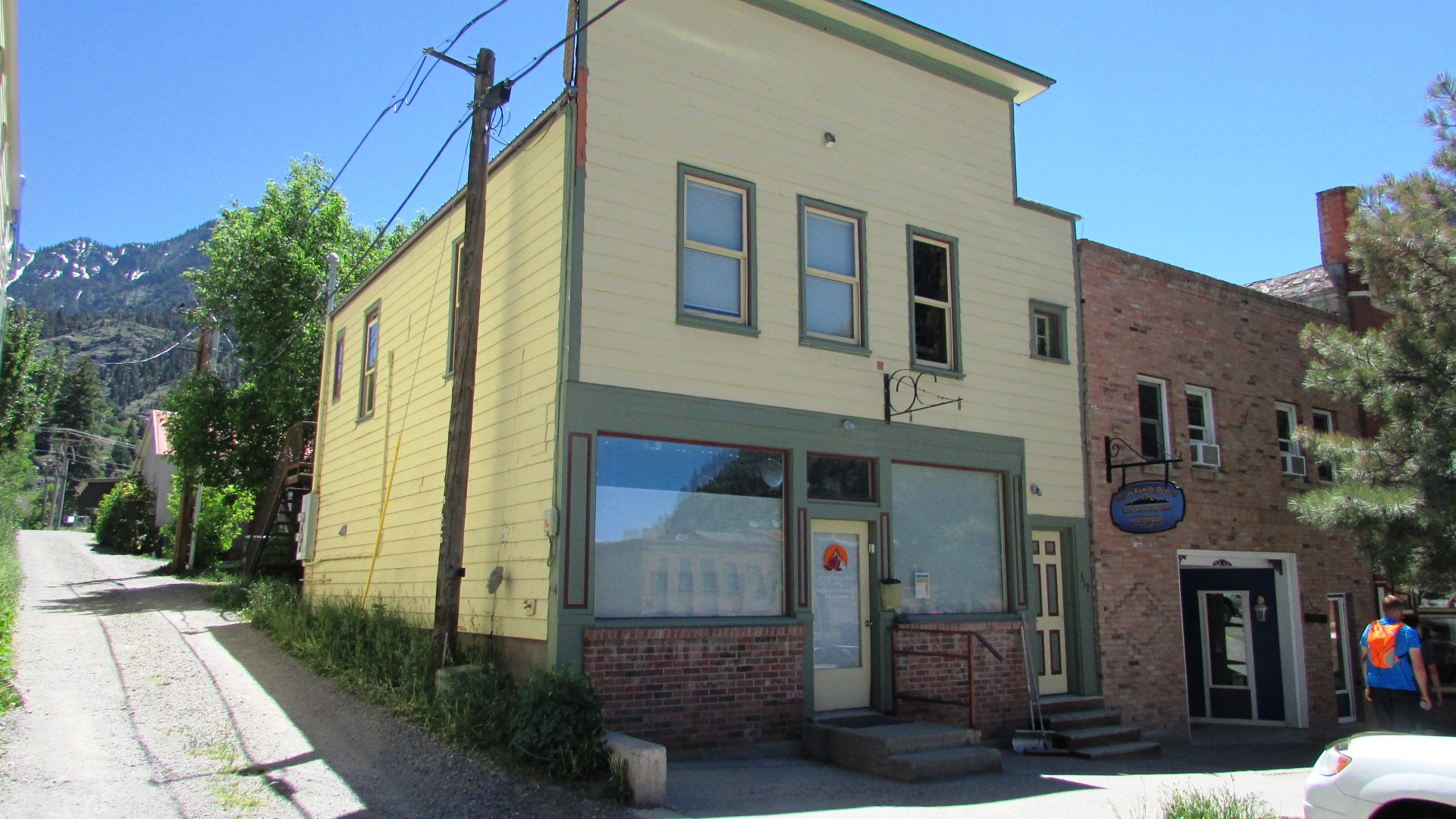 Ouray CO Commercial Residential Building With Views For Sale