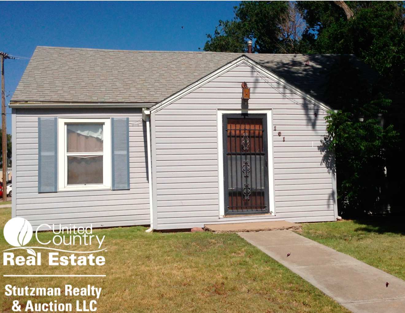 TWO BEDROOM FOR SALE IN ULYSSES, KS