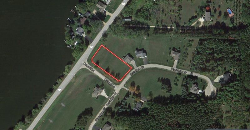 Build your home with Park Lake Views, Pardeeville, WI