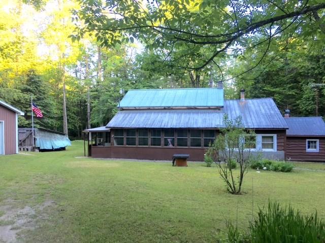 Adirondack Cabin with Acreage