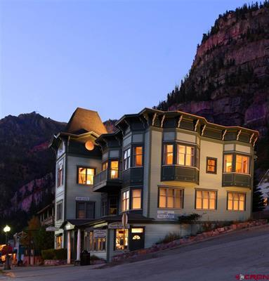 Multi-Use Commercial Penthouse For Sale Main St Ouray CO