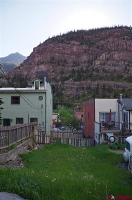 Ouray Colorado Commercial Land For Sale on Main Street