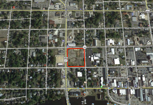 COMMERCIAL PROPERTY FOR SALE IN WASHINGTON, NC