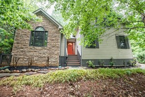 N. GA MOUNTAIN HOME FOR SALE IN GATED BENT TREE COMMUNITY