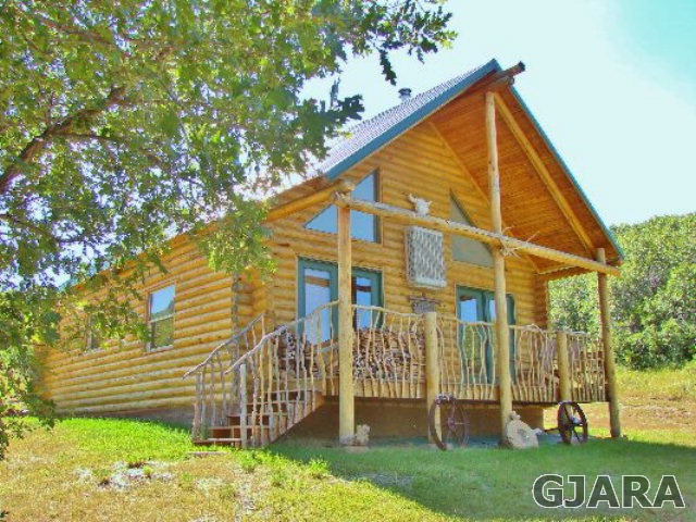 Colorado Mountain Hunting Cabin For Sale