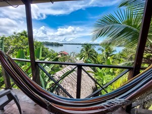 TITLED BOCAS DEL TORO BED  AND BREAKFAST ON ISLA BASTIMENTOS