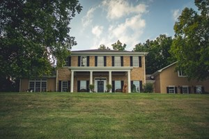 EQUINE PROPERTY AND CUSTOM HOME FOR SALE IN DUBLIN VA!
