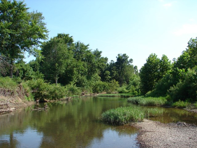 Land For Sale in Fulton County with Southfork River Frontage