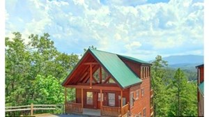 INCOME PRODUCING CABIN IN SEVIER CO TN