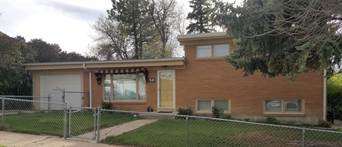 SHELBY MT FOR SALE 2 HOUSES 1 PRICE SPLIT LEVEL BRICK