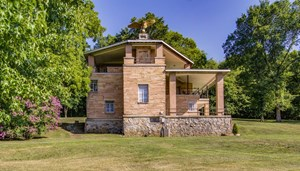 TN CASTLE OF STONE ONE OF A KIND HISTORICAL HOME FOR SALE TN