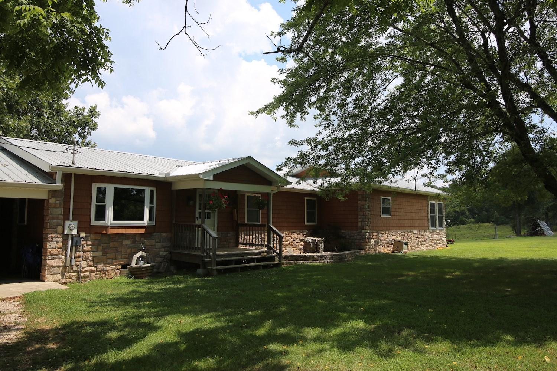 Farm w/Residence For Sale in Fulton County Arkansas