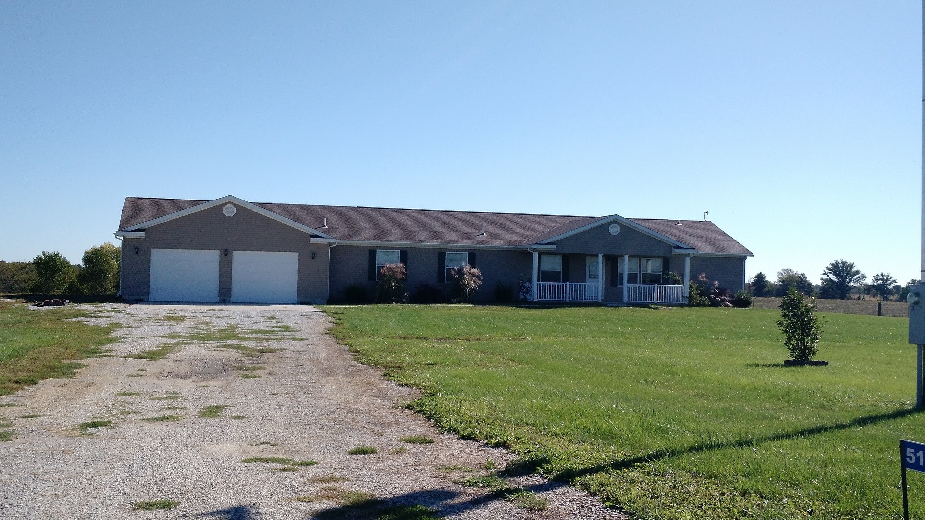 HOME, ACREAGE, & SHOP FOR SALE NORTHEAST MO, RURAL HOME MO