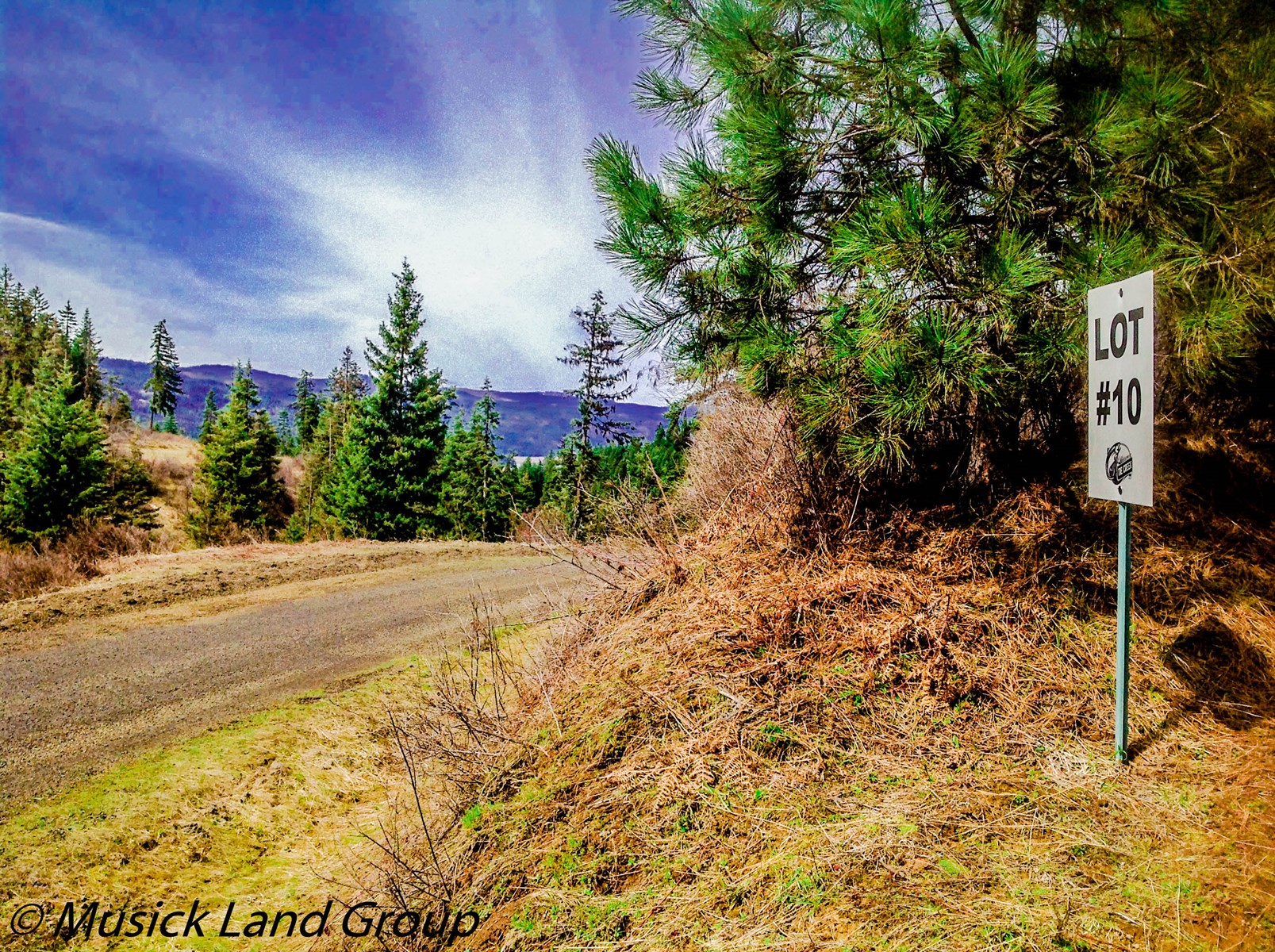 Building Lots Near Orofino, Idaho