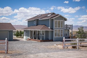 LOVELOCK COUNTRY HOME FOR SALE, PERSHING, NEVADA