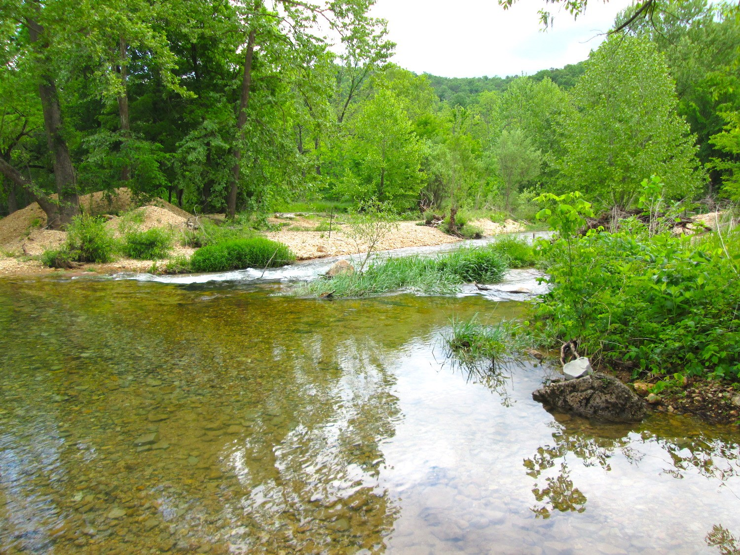 Land Adjoining Mark Twain National Forest For Sale in MO