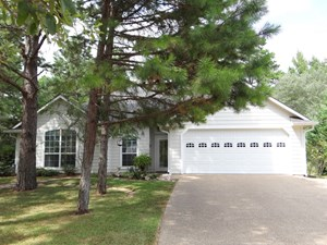 HOLLY LAKE RANCH TEXAS GATED HOME FOR SALE