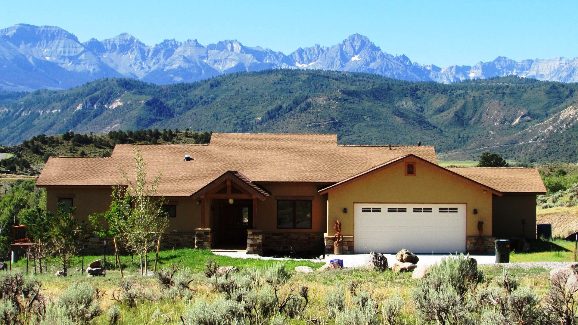 Ridgway Ouray CO Mountain Views  Telluride New Home For Sale
