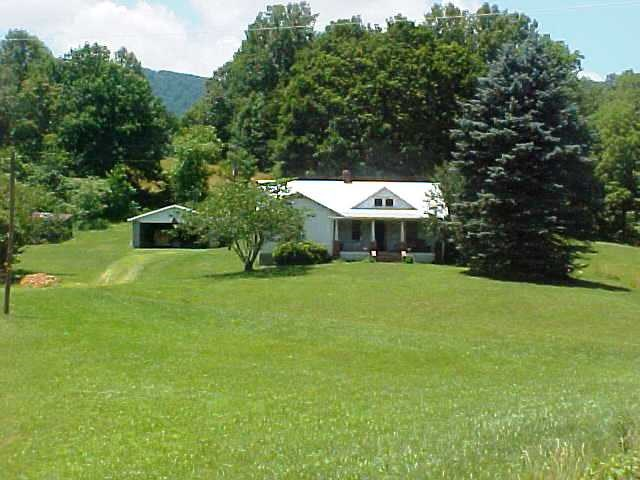 COUNTRY HOME  37.5 ACRES - PRIVATE - PATRICK COUNTY, VA