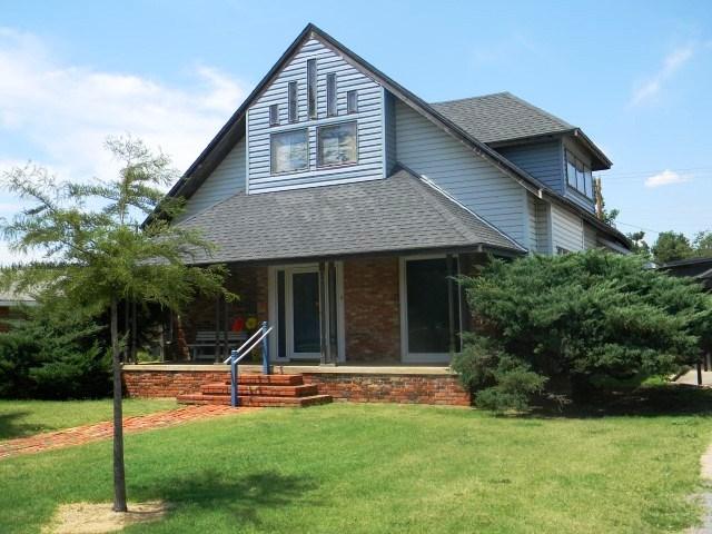 Historic Home for Sale - Sentinel, OK