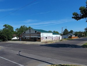 COMMERCIAL BUILDING FOR SALE IN GLENDIVE, MONTANA