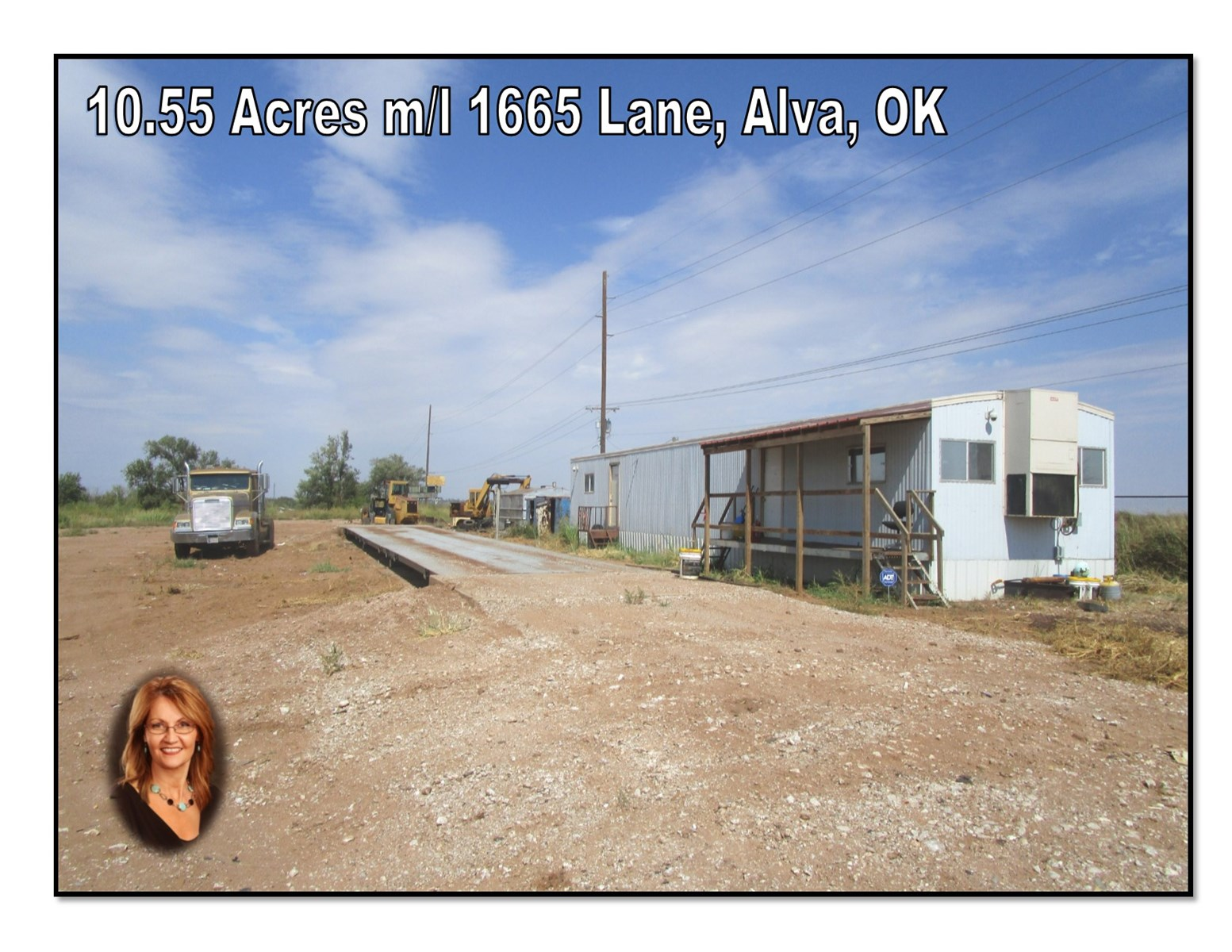 Land for Sale Outside City Limits Alva, OK