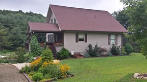 A-FRAME COUNTRY COTTAGE IN FLOYD VA!