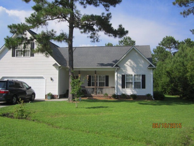 3 BR Home for Sale in Sneads Ferry, NC.