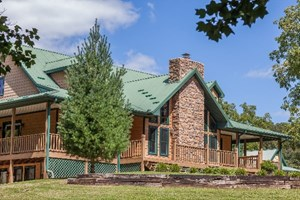 COUNTRY HOME IN THE MO OZARKS FOR SALE