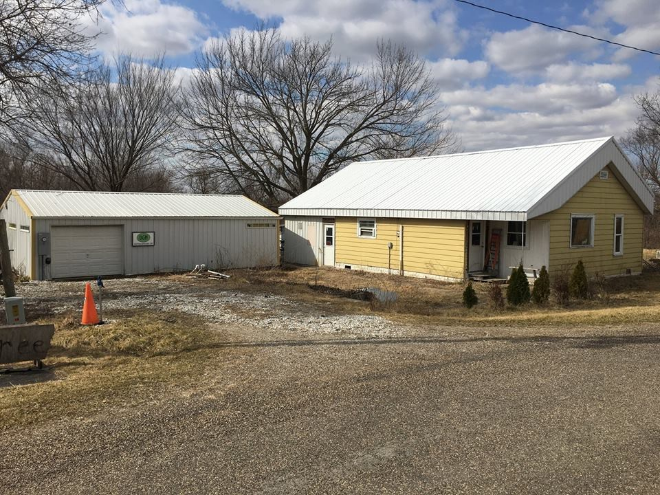 CORNER LOT, HOME FOR SALE, RUTLEDGE, MO, SIMPLE LIVING